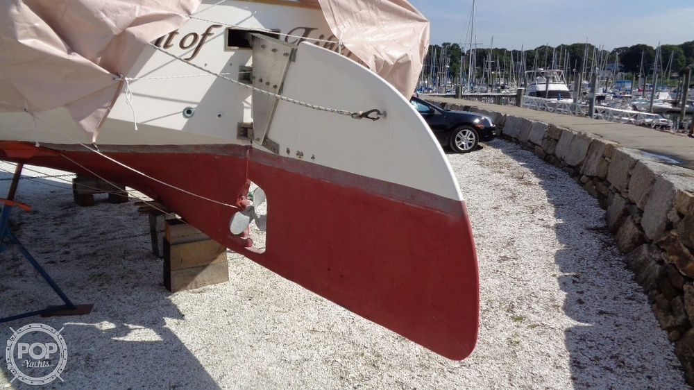 1980 Mark-O Customs boat for sale, model of the boat is ATLANTIC CITY CAT BOAT 24 & Image # 12 of 40