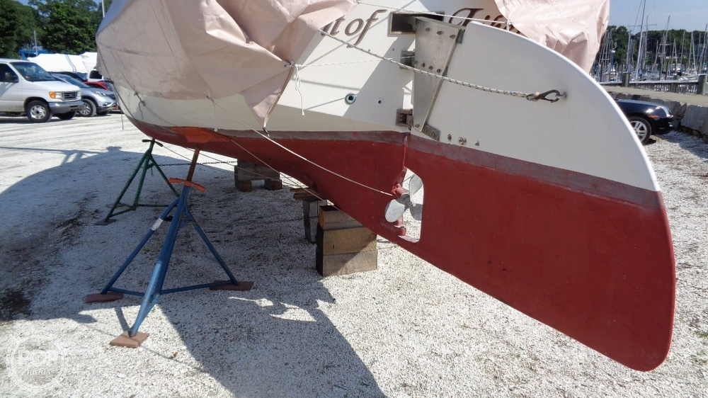 1980 Mark-O Customs boat for sale, model of the boat is ATLANTIC CITY CAT BOAT 24 & Image # 13 of 40