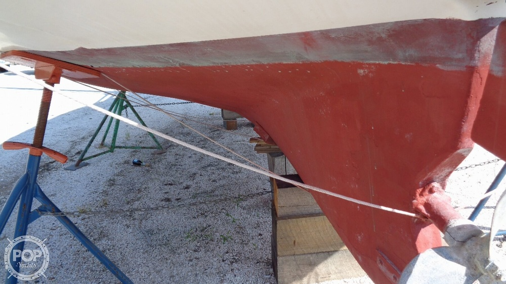 1980 Mark-O Customs boat for sale, model of the boat is ATLANTIC CITY CAT BOAT 24 & Image # 17 of 40