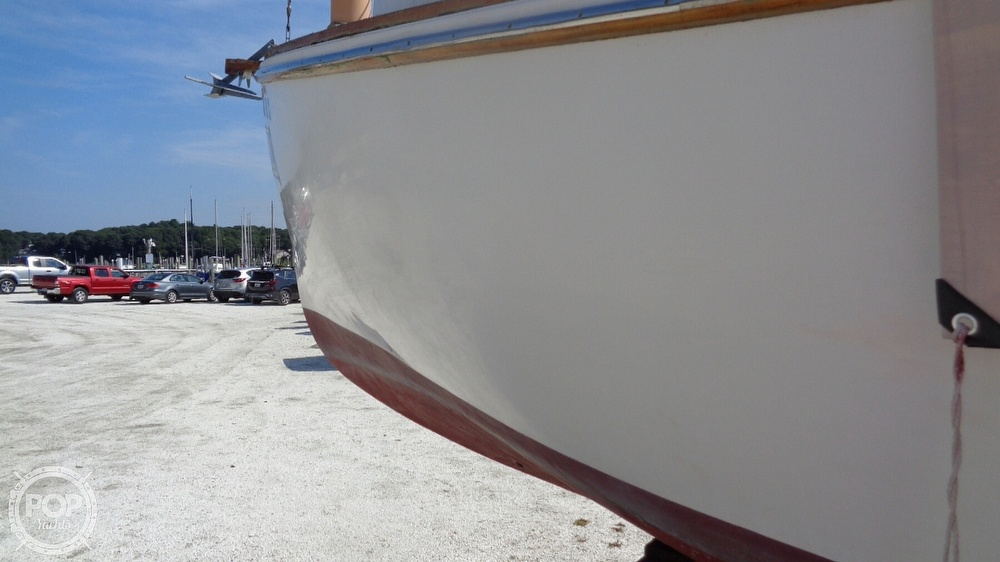 1980 Mark-O Customs boat for sale, model of the boat is ATLANTIC CITY CAT BOAT 24 & Image # 18 of 40