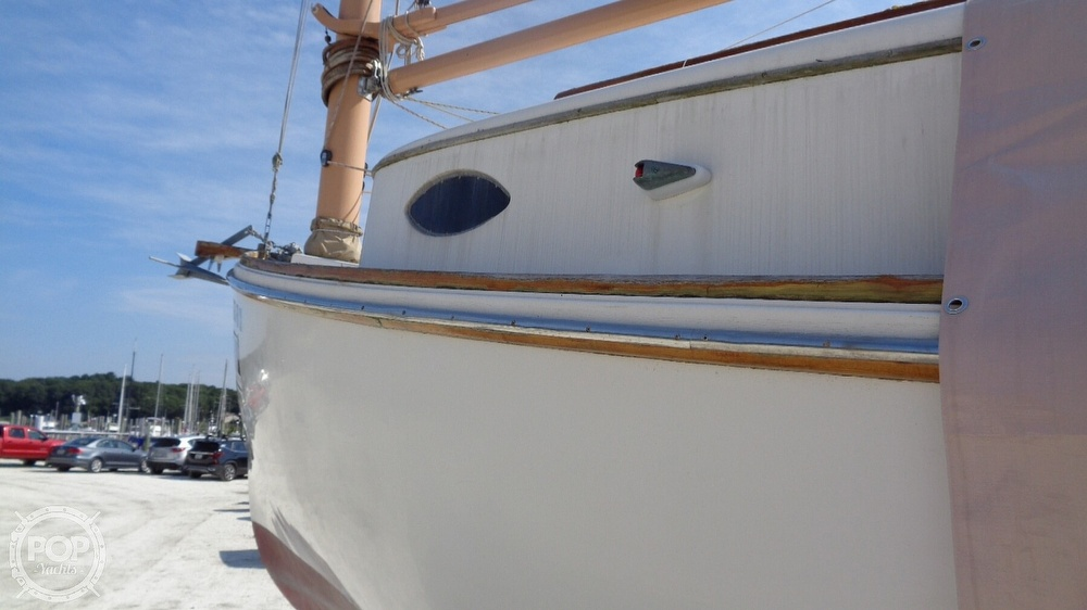 1980 Mark-O Customs boat for sale, model of the boat is ATLANTIC CITY CAT BOAT 24 & Image # 19 of 40