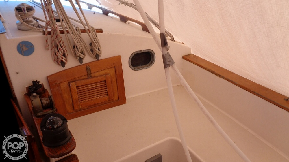 1980 Mark-O Customs boat for sale, model of the boat is ATLANTIC CITY CAT BOAT 24 & Image # 23 of 40