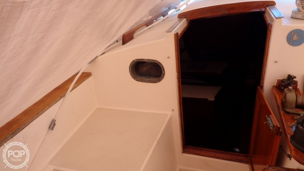 1980 Mark-O Customs boat for sale, model of the boat is ATLANTIC CITY CAT BOAT 24 & Image # 24 of 40