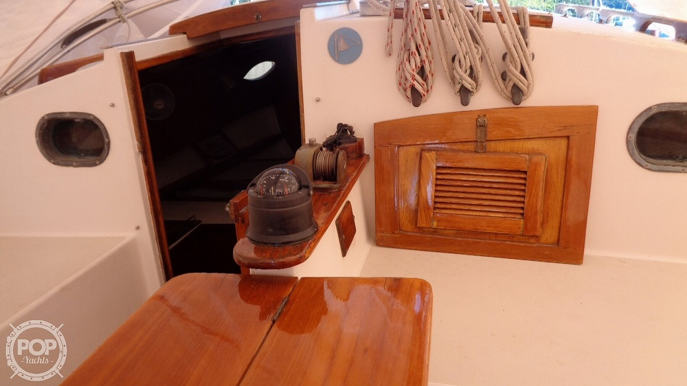1980 Mark-O Customs boat for sale, model of the boat is ATLANTIC CITY CAT BOAT 24 & Image # 32 of 40
