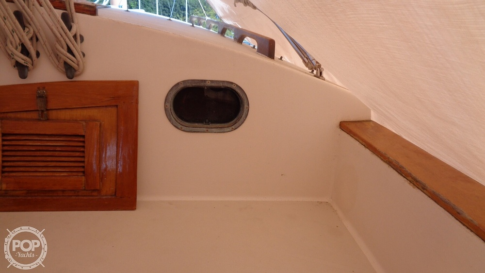 1980 Mark-O Customs boat for sale, model of the boat is ATLANTIC CITY CAT BOAT 24 & Image # 33 of 40