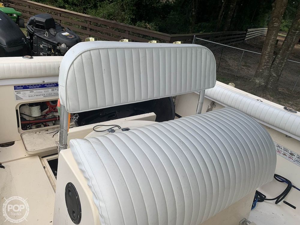2001 Kencraft boat for sale, model of the boat is 235 Challenger & Image # 13 of 40