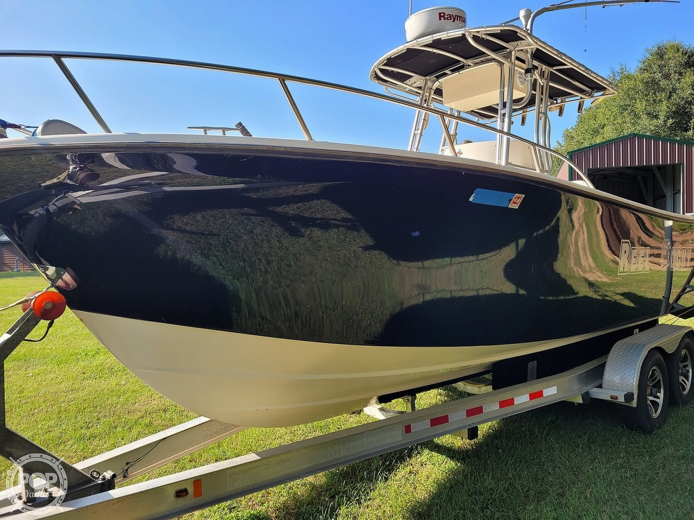 2001 Kencraft boat for sale, model of the boat is 235 Challenger & Image # 16 of 40