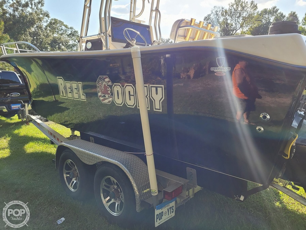 2001 Kencraft boat for sale, model of the boat is 235 Challenger & Image # 17 of 40