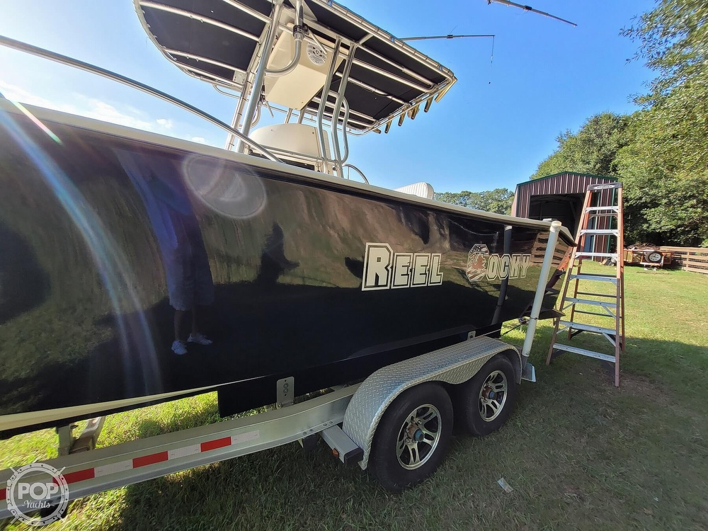 2001 Kencraft boat for sale, model of the boat is 235 Challenger & Image # 26 of 40