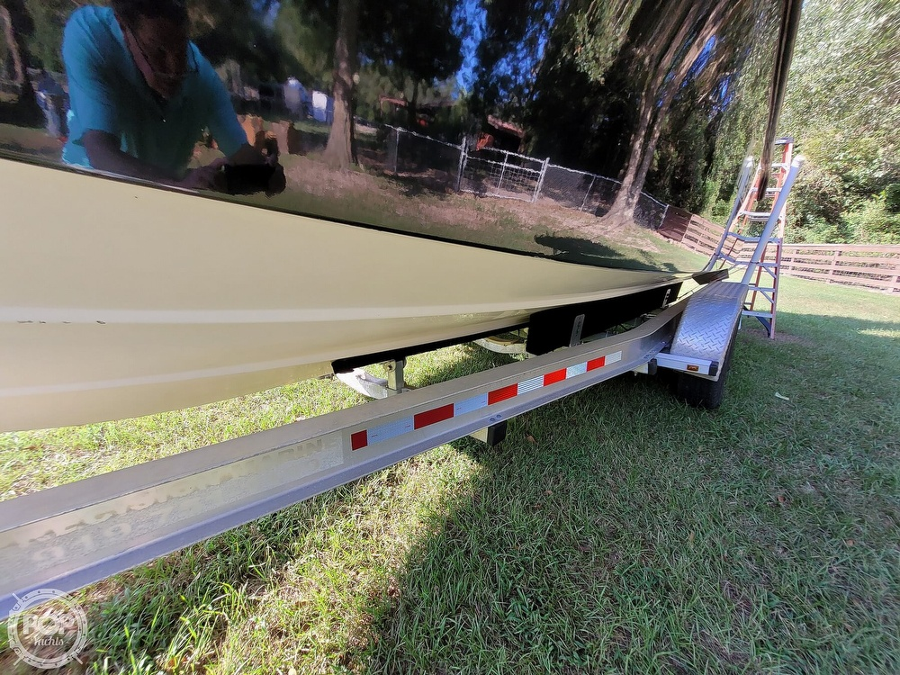 2001 Kencraft boat for sale, model of the boat is 235 Challenger & Image # 27 of 40