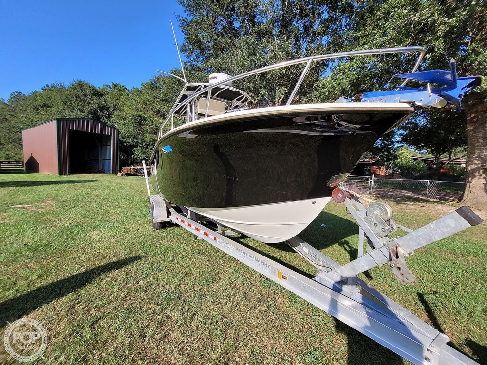 2001 Kencraft boat for sale, model of the boat is 235 Challenger & Image # 31 of 40