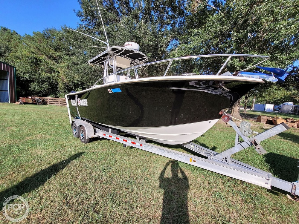 2001 Kencraft boat for sale, model of the boat is 235 Challenger & Image # 32 of 40