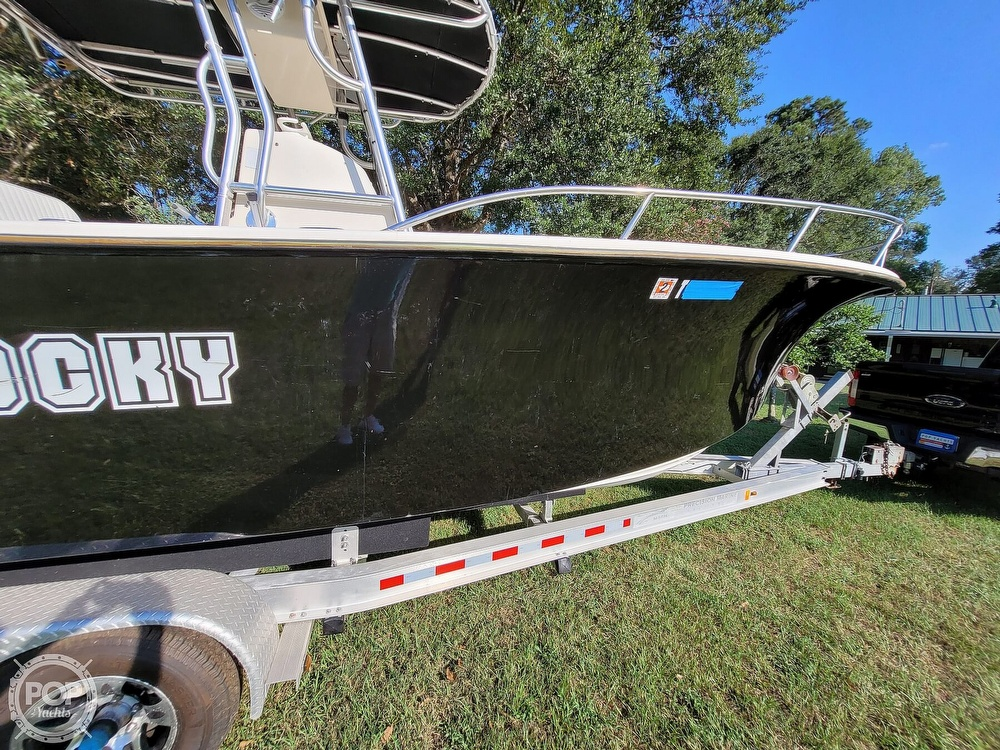 2001 Kencraft boat for sale, model of the boat is 235 Challenger & Image # 34 of 40