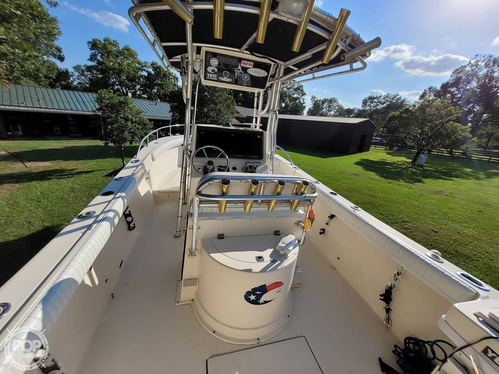 2001 Kencraft boat for sale, model of the boat is 235 Challenger & Image # 2 of 40