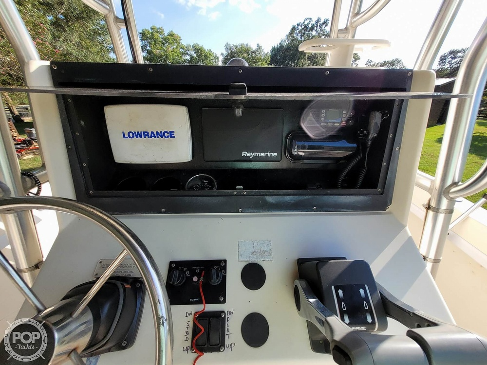2001 Kencraft boat for sale, model of the boat is 235 Challenger & Image # 4 of 40