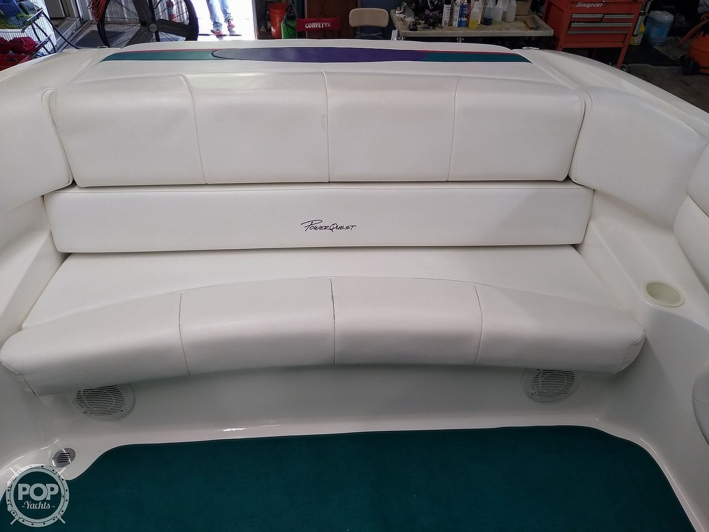 1997 Powerquest boat for sale, model of the boat is Precept 240 SX & Image # 33 of 40
