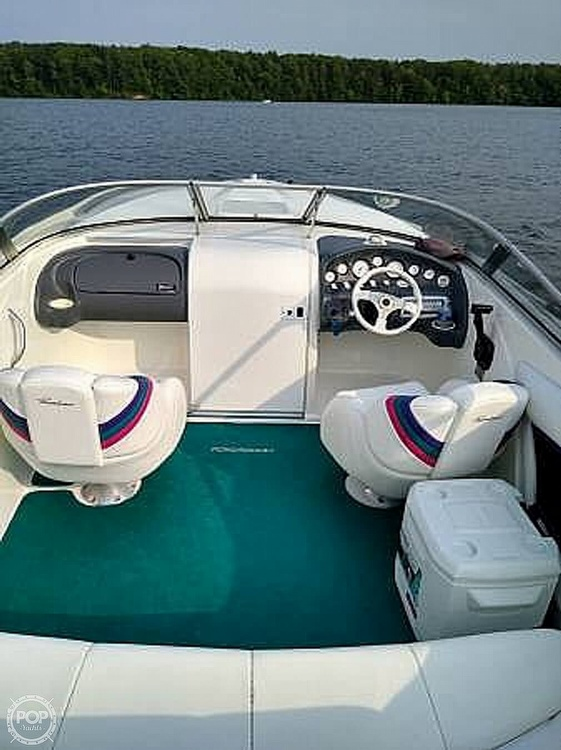 1997 Powerquest boat for sale, model of the boat is Precept 240 SX & Image # 37 of 40