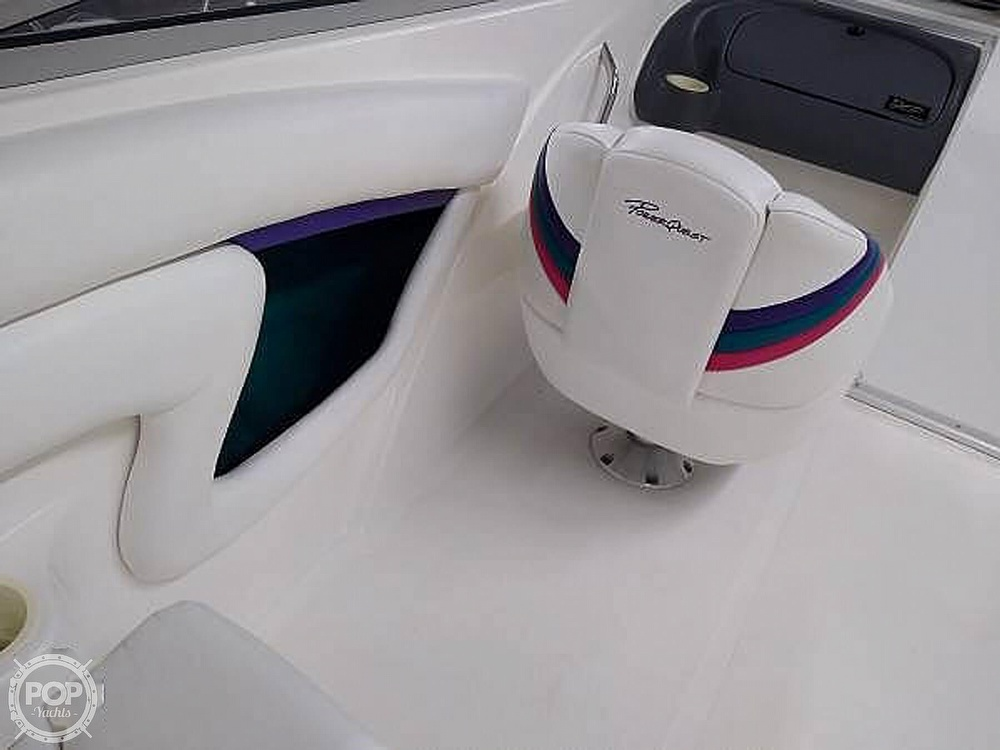 1997 Powerquest boat for sale, model of the boat is Precept 240 SX & Image # 39 of 40