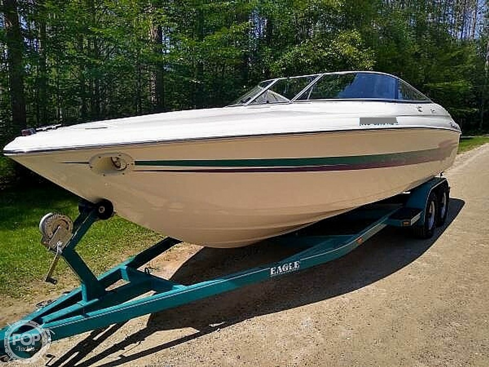 1997 Powerquest boat for sale, model of the boat is Precept 240 SX & Image # 28 of 40