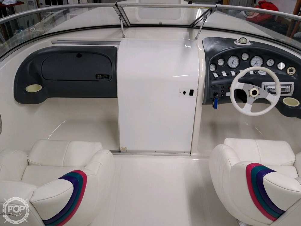 1997 Powerquest boat for sale, model of the boat is Precept 240 SX & Image # 15 of 40