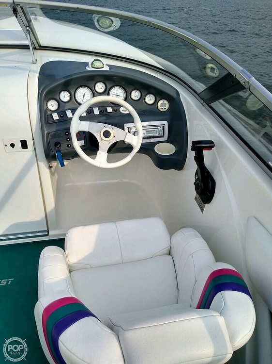 1997 Powerquest boat for sale, model of the boat is Precept 240 SX & Image # 26 of 40