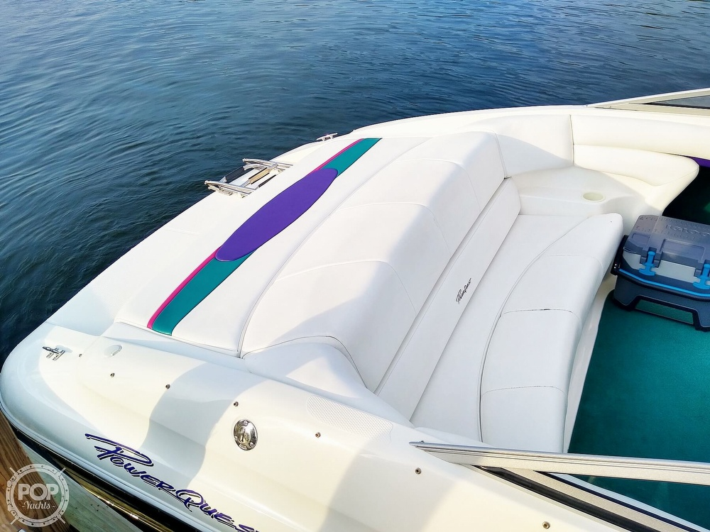 1997 Powerquest boat for sale, model of the boat is Precept 240 SX & Image # 5 of 40