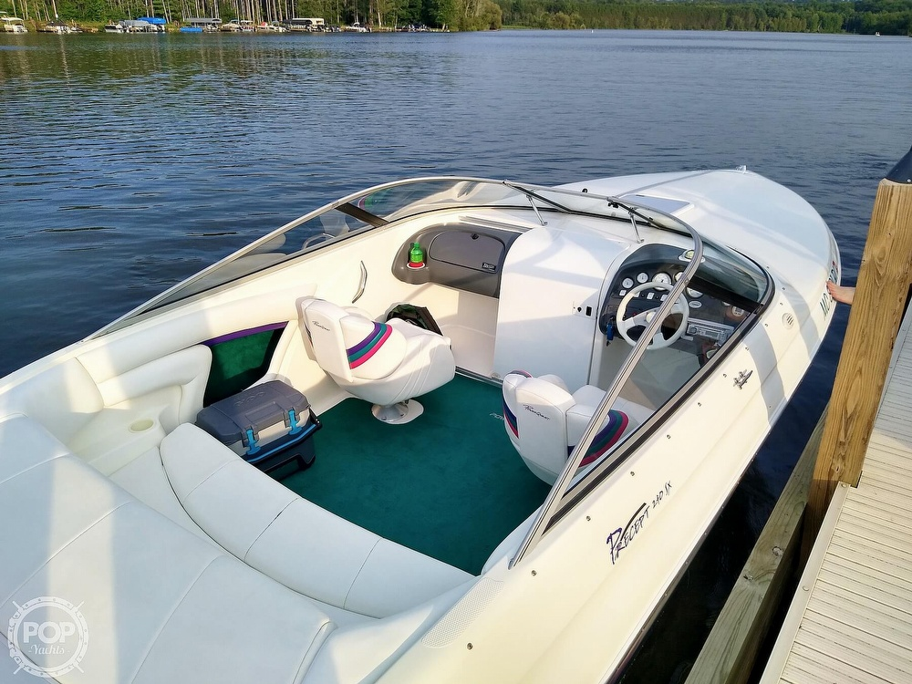1997 Powerquest boat for sale, model of the boat is Precept 240 SX & Image # 4 of 40