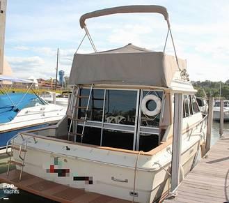 1981 Sea Ray 310 Vanguard Sedan Bridge - #1