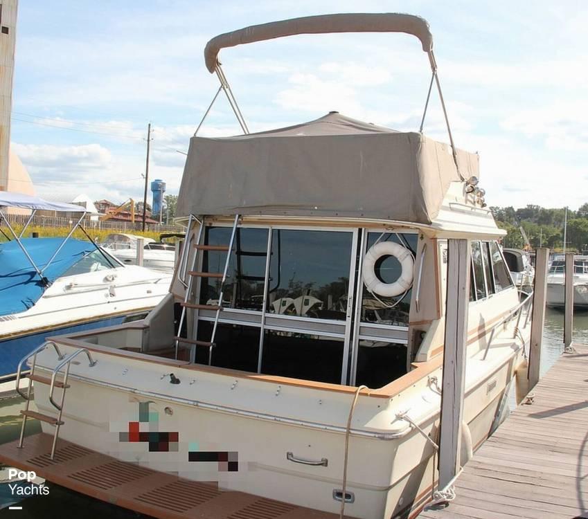 1981 Sea Ray 310 Vanguard Sedan Bridge - #$LI_INDEX