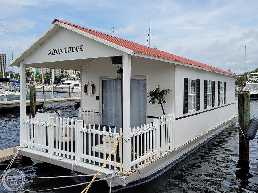 2007 Catamaran Cruisers 42x12 Aqua Lodge - #$LI_INDEX