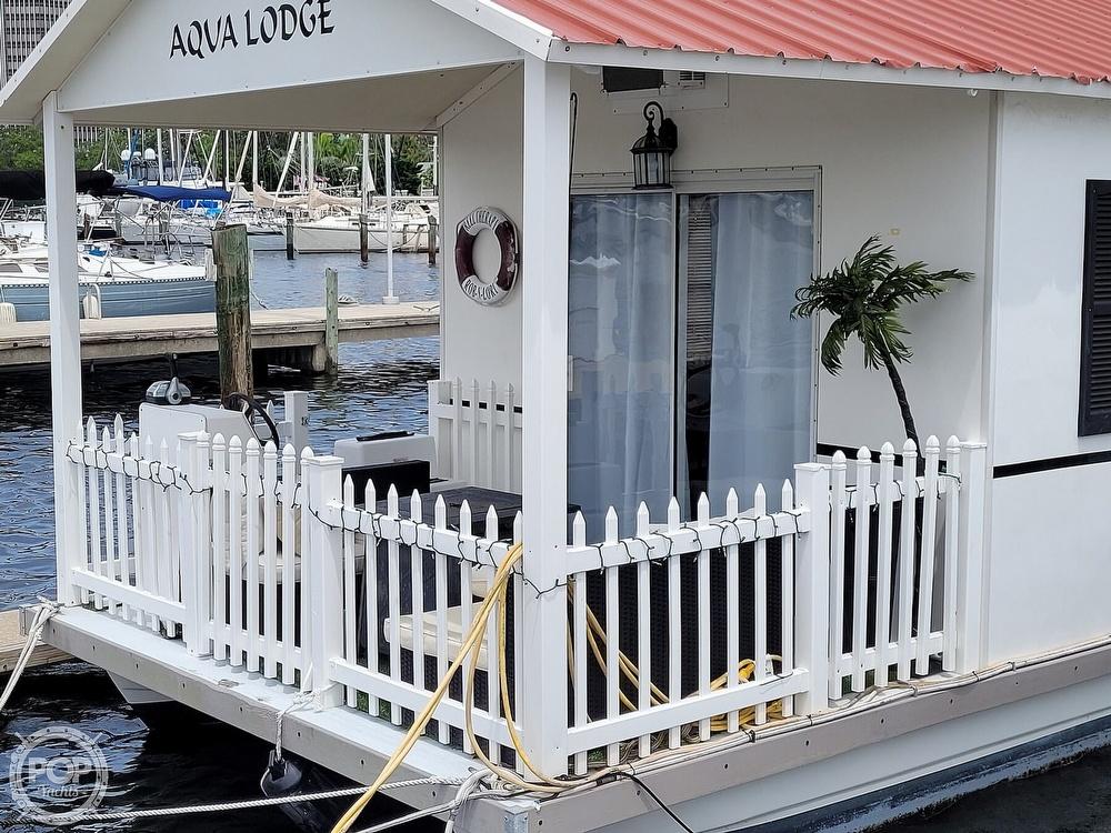 2007 Catamaran Cruisers boat for sale, model of the boat is 42x12 Aqua Lodge & Image # 19 of 40