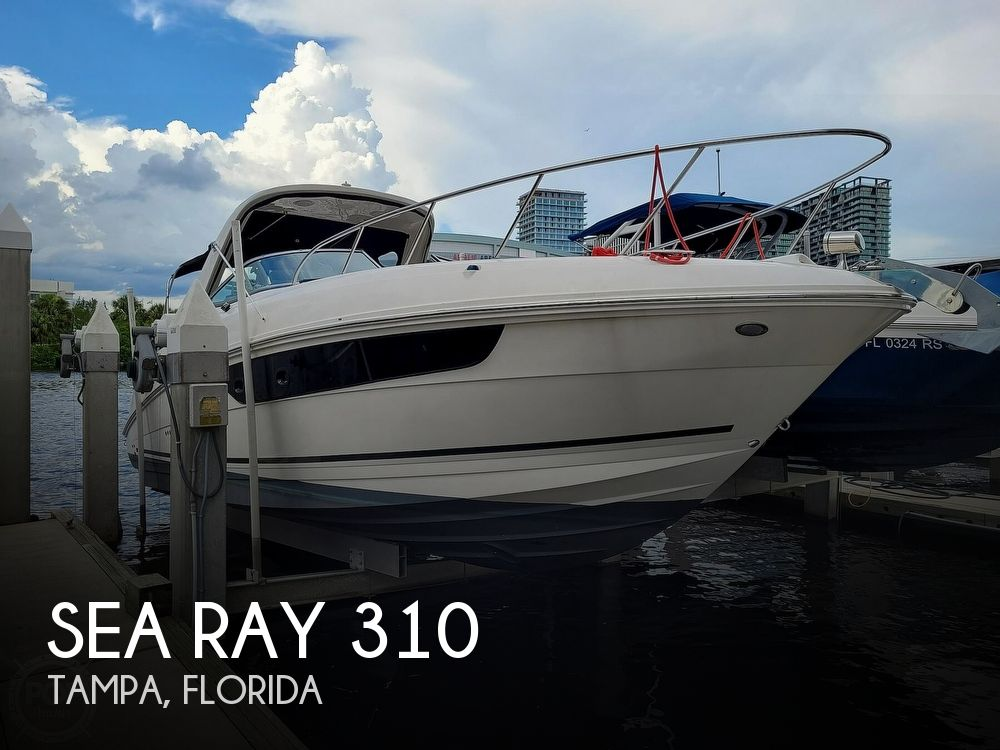 Used Power boats For Sale in Tampa, Florida by owner | 2016 Sea Ray 310 Sundancer