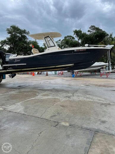 Scout 235 XSL, 235, for sale - $139,000
