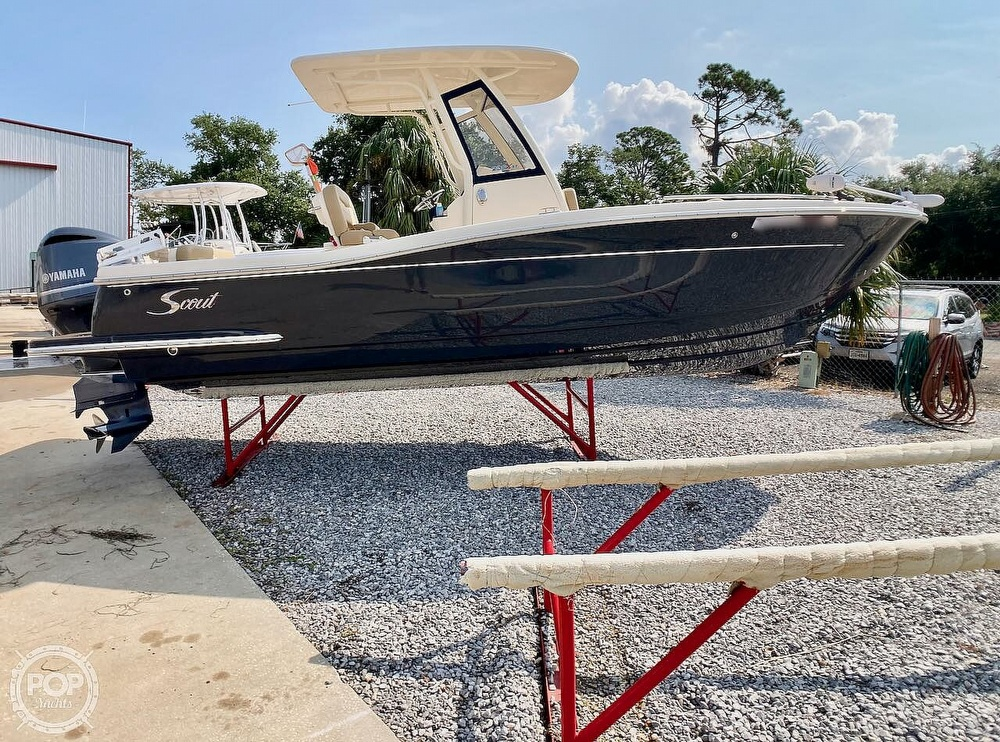 2019 Scout boat for sale, model of the boat is 235 XSF & Image # 7 of 40