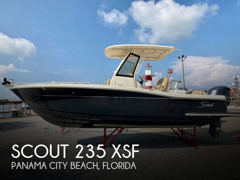 2019 Scout boat for sale, model of the boat is 235 XSF & Image # 1 of 40