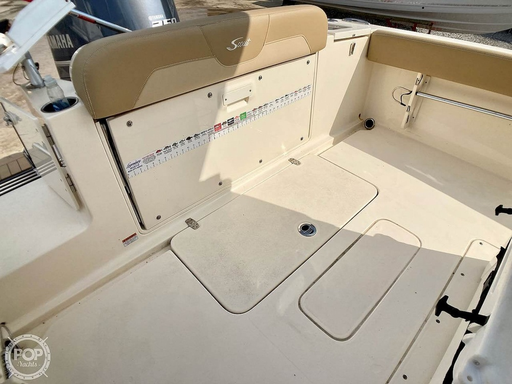 2019 Scout boat for sale, model of the boat is 235 XSF & Image # 31 of 40