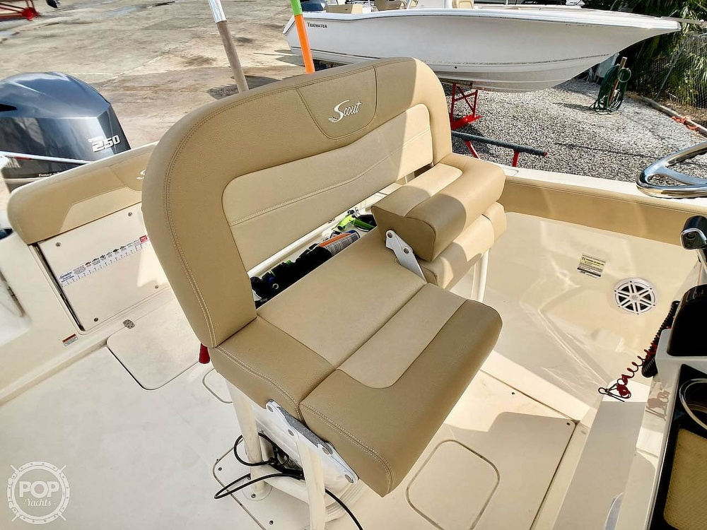 2019 Scout boat for sale, model of the boat is 235 XSF & Image # 10 of 40
