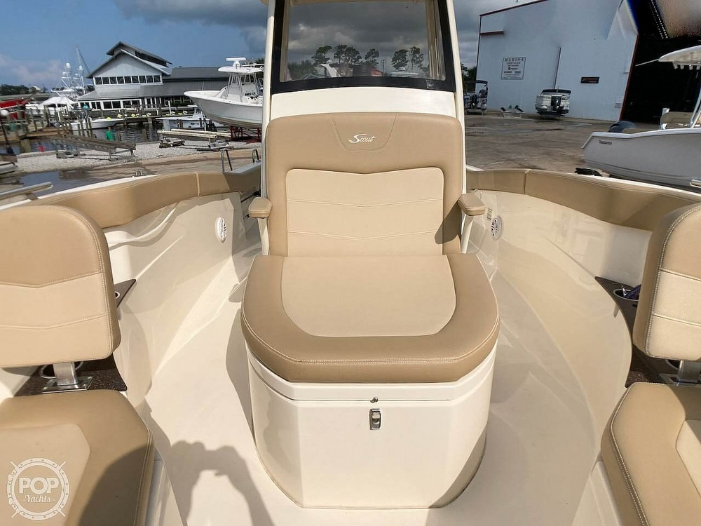 2019 Scout boat for sale, model of the boat is 235 XSF & Image # 15 of 40