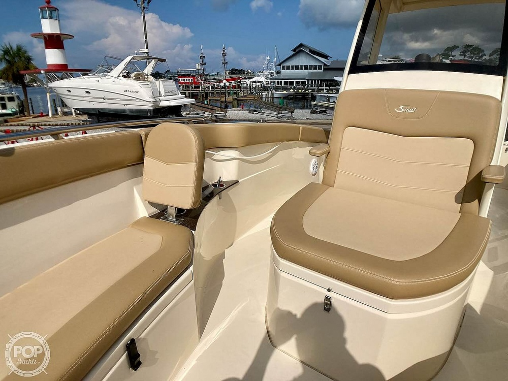 2019 Scout boat for sale, model of the boat is 235 XSF & Image # 17 of 40
