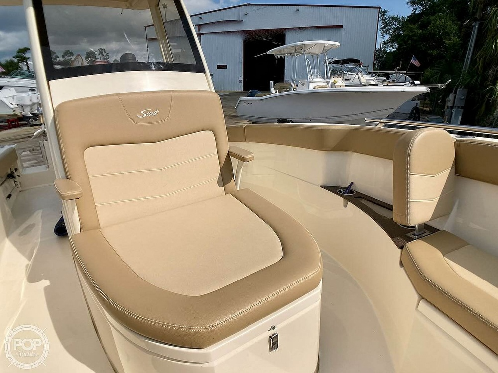 2019 Scout boat for sale, model of the boat is 235 XSF & Image # 18 of 40