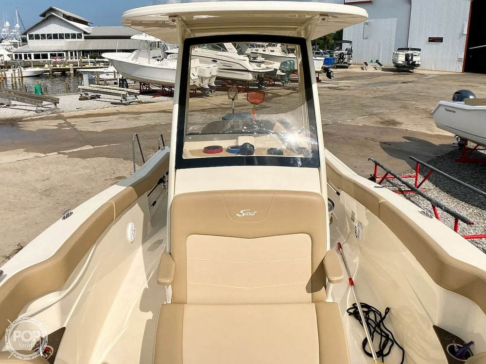 2019 Scout boat for sale, model of the boat is 235 XSF & Image # 12 of 40