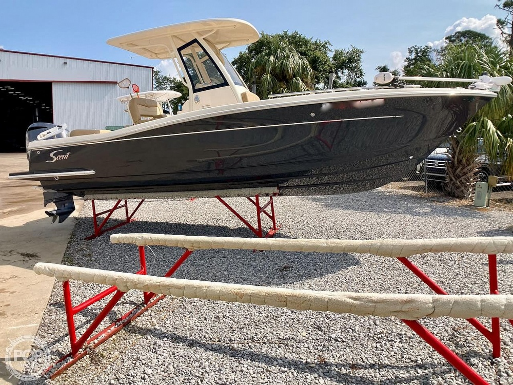 2019 Scout boat for sale, model of the boat is 235 XSF & Image # 8 of 40
