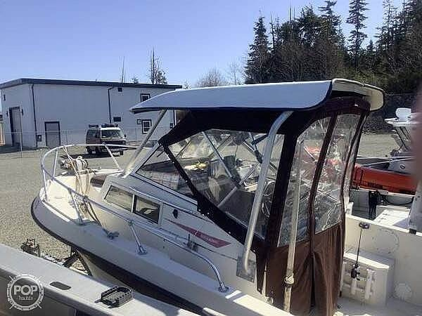 1981 Grady-White boat for sale, model of the boat is Gulfstream 205 & Image # 3 of 9