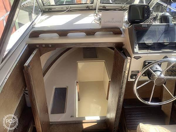 1981 Grady-White boat for sale, model of the boat is Gulfstream 205 & Image # 6 of 9
