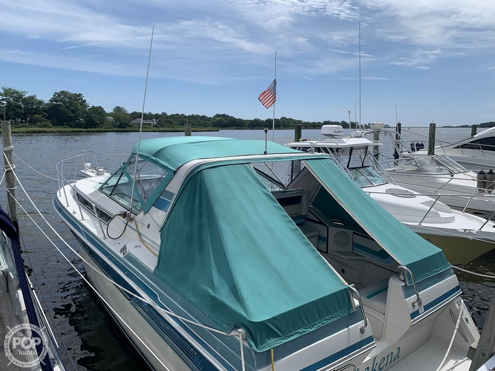 1989 Wellcraft boat for sale, model of the boat is 3200 St. Tropez & Image # 2 of 40