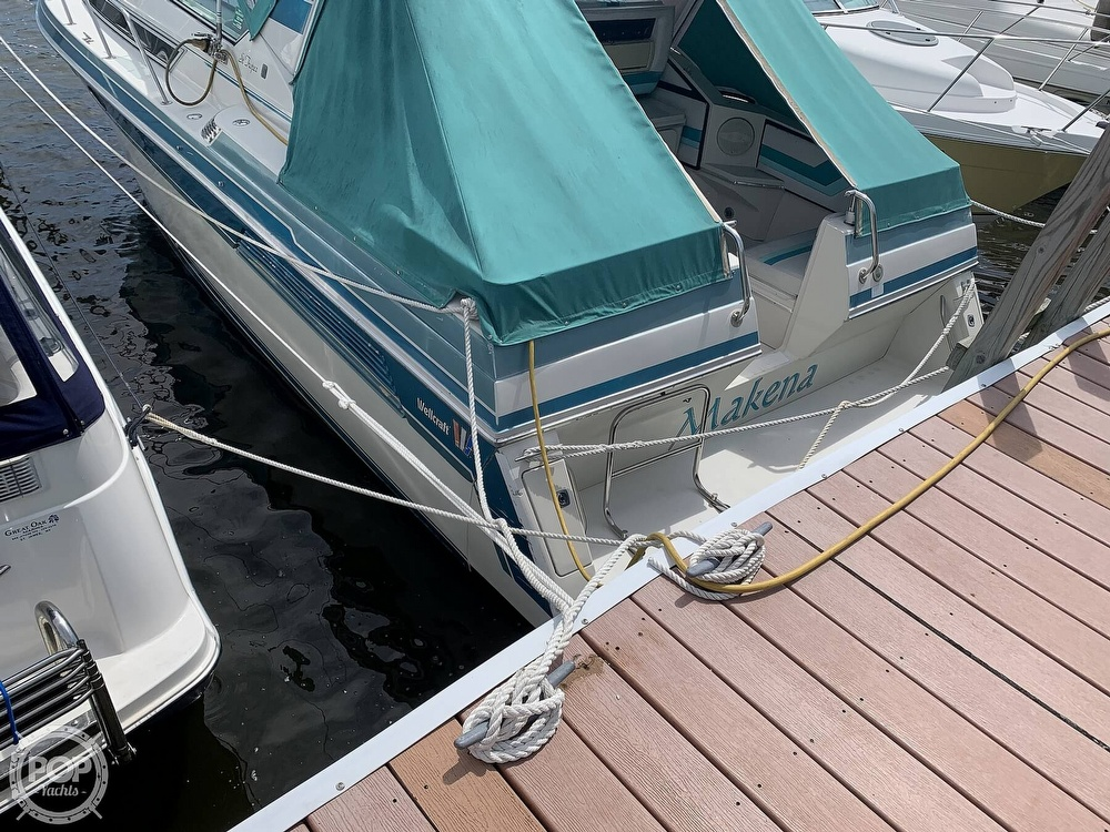 1989 Wellcraft boat for sale, model of the boat is 3200 St. Tropez & Image # 4 of 40