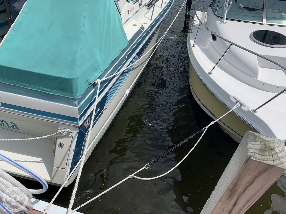 1989 Wellcraft boat for sale, model of the boat is 3200 St. Tropez & Image # 8 of 40
