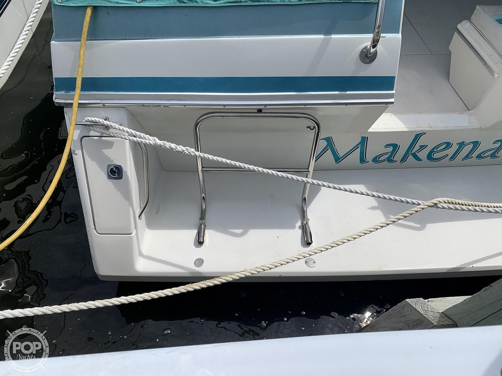 1989 Wellcraft boat for sale, model of the boat is 3200 St. Tropez & Image # 11 of 40