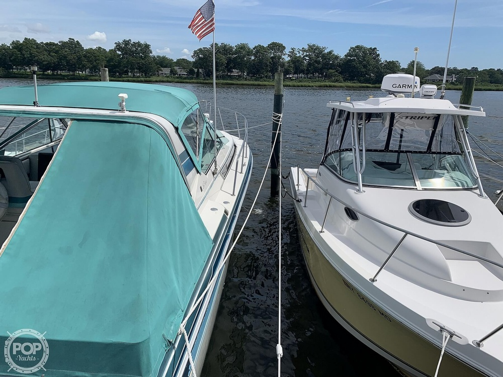 1989 Wellcraft boat for sale, model of the boat is 3200 St. Tropez & Image # 14 of 40