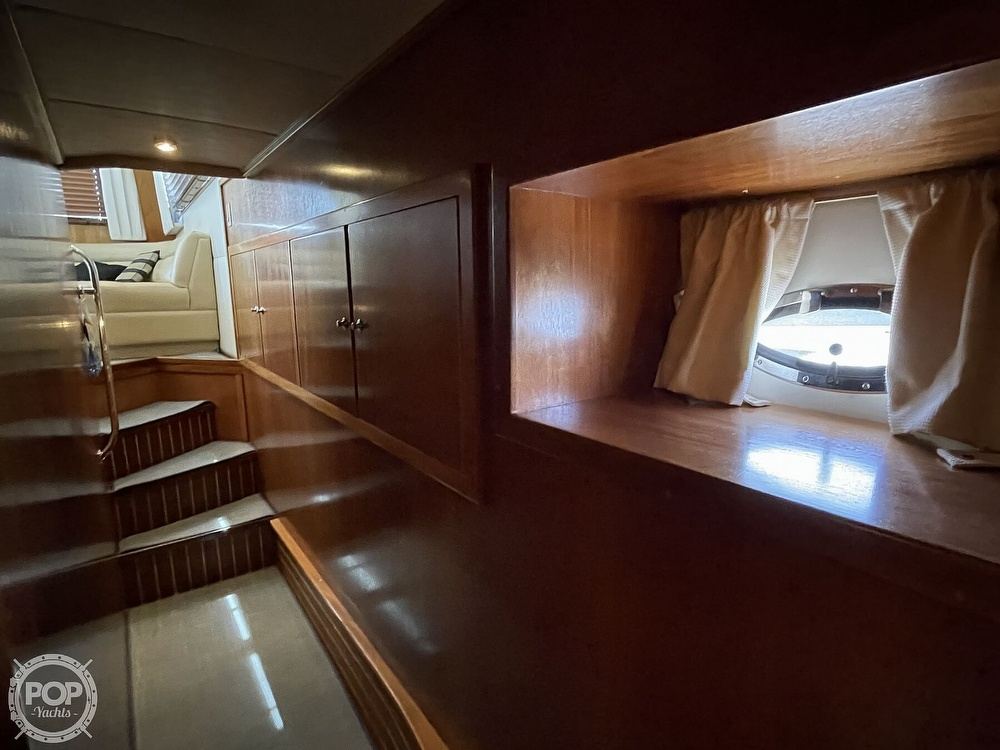 2006 Navigator boat for sale, model of the boat is 4200 Pilot House & Image # 12 of 40